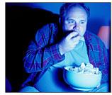 mangiare in eccesso