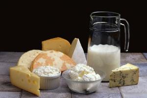 latticini e osteoporosi