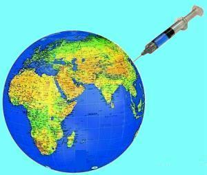 vaccinare il mondo intero