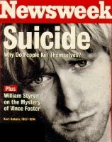 Kurt Cobain, 1967 - 1994