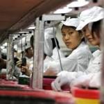 Lavoratrici cinesi come galline in batteria