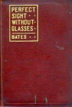 vista perfetta senza occhiali originale inglese