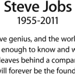 Steve Jobs ci ha lasciato