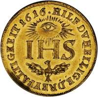 ducato della sassonia 1616