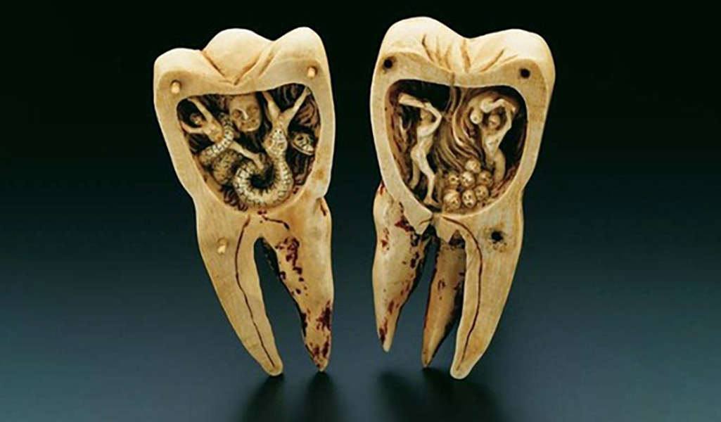 denti causa malattia