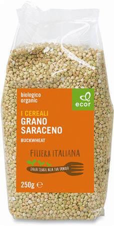 grano saraceno filiera italiana
