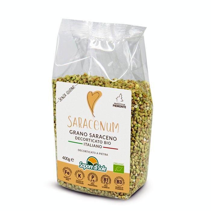 Prodotti bio grano saraceno